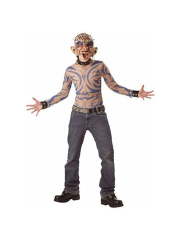 Child's Tattoo Freak Costume