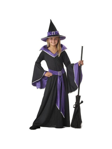 Child Incantasia Witch Costume