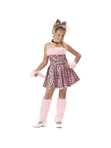 Child's Purrty Kitty Costume-COSTUMEISH