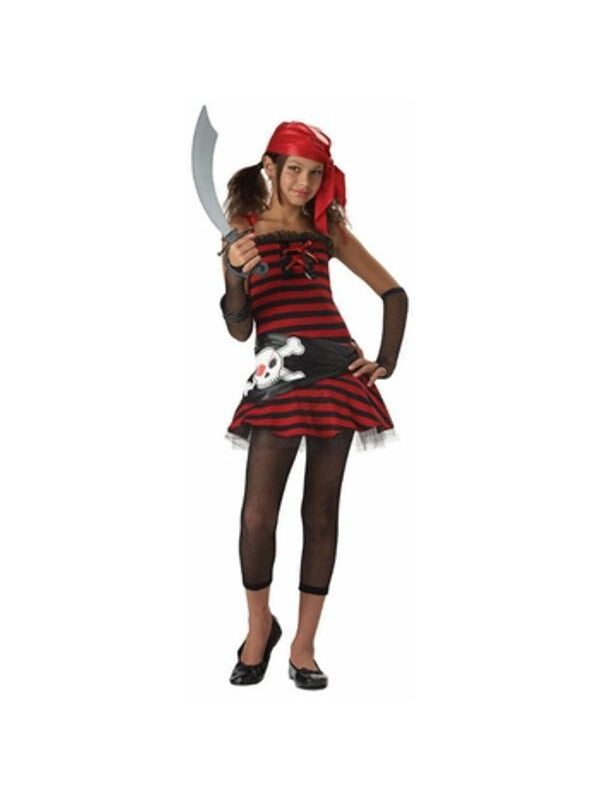 Child Pirate Cutie Costume-COSTUMEISH