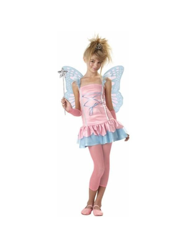 Child Fairy Butterfly Costume-COSTUMEISH