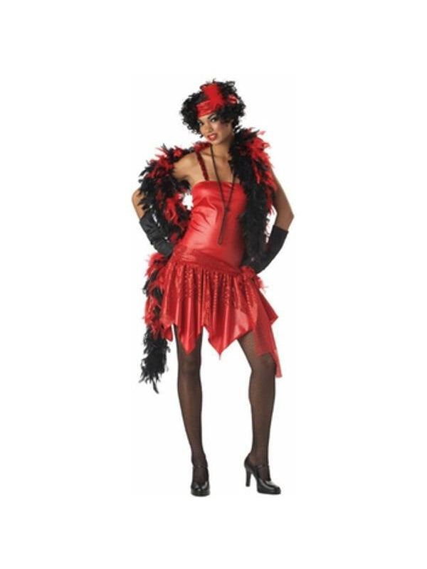 Teen Flapper Dress Costume-COSTUMEISH