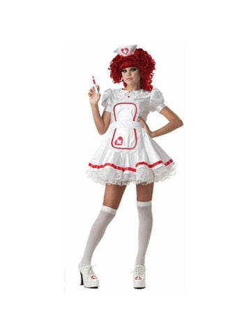 Teen Sexy Nurse Costume