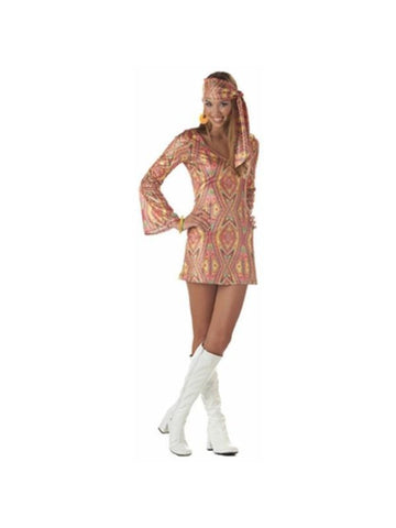 Teen Disco Girl Costume-COSTUMEISH