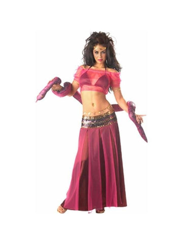 Adult Women's Snake Charmer Costume-COSTUMEISH