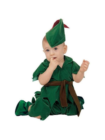 Baby Peter Pan Costume-COSTUMEISH  sc 1 st  Costumeish.com & Halloween Costumes for Adults Children and Babies