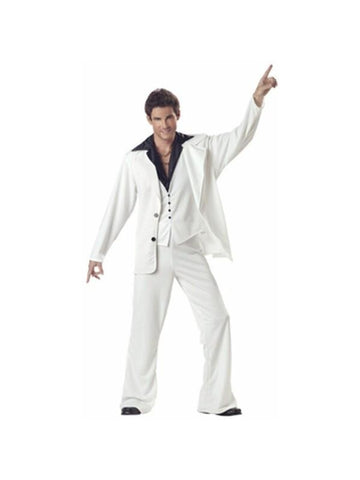 Adult Disco Man Costume-COSTUMEISH