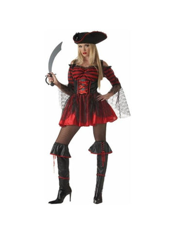 Adult Sexy Booty Pirate Costume