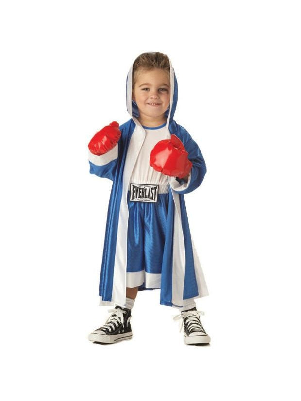 Toddler Everlast Boxer Costume-COSTUMEISH