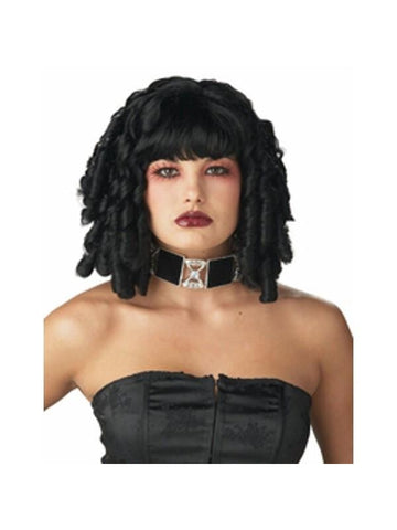 Black Curls Wig