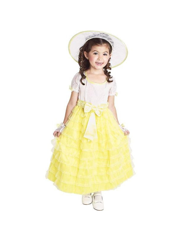 Toddler Southern Belle Costume Dress-COSTUMEISH