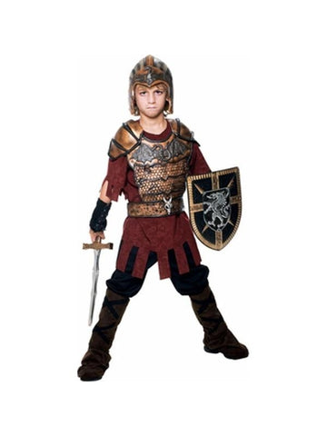 Child's Knight Warrior Costume-COSTUMEISH