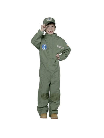 Child US Air Force Uniform Costume