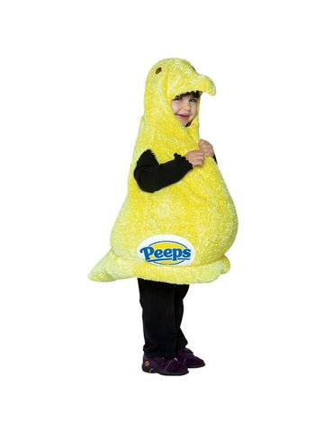 Toddler Peeps Candy Costume-COSTUMEISH