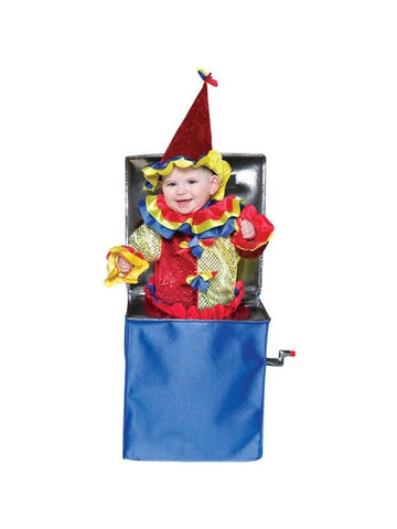 Baby Jack In The Box Costume