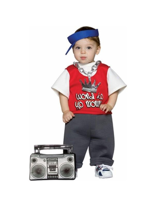 Infant Rapper Costume-COSTUMEISH