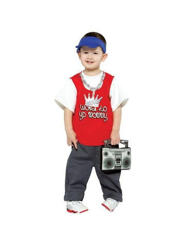 Toddler Rapper Costume