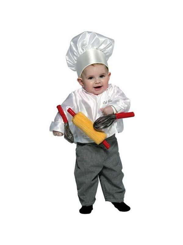 Baby Chef Costume-COSTUMEISH