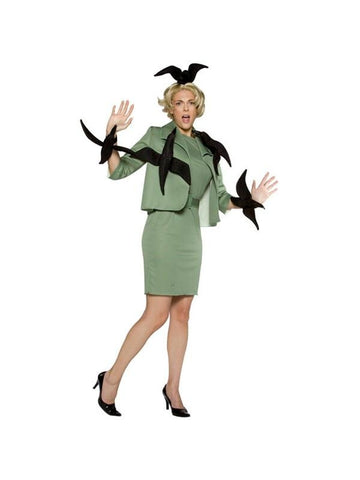 Adult When Birds Attack Costume-COSTUMEISH