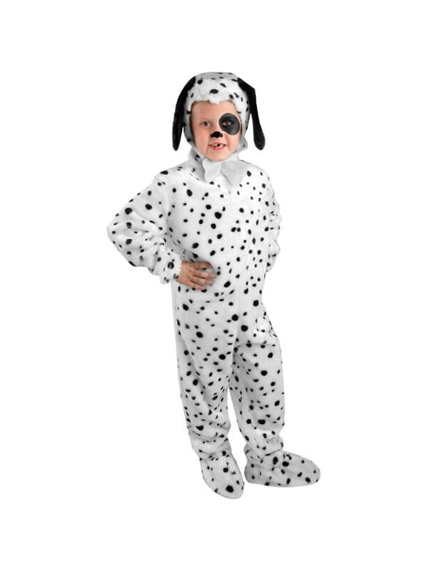 Child Dalmatian Dog Costume-COSTUMEISH