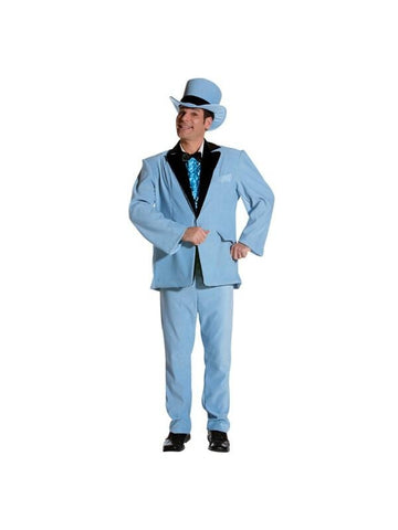 Adult Blue Dumb And Dumber Tuxedo Costume