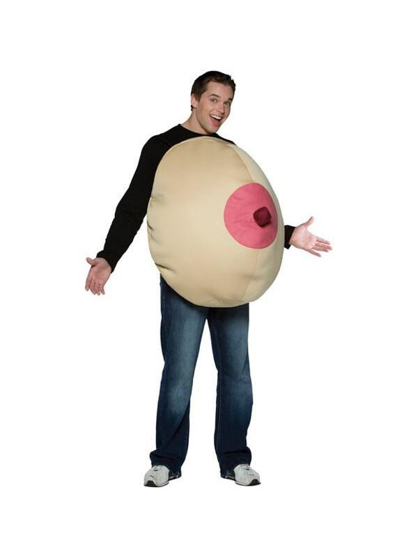 Adult Giant Boob Costume-COSTUMEISH