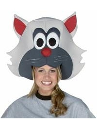 Adult Cat Head Hat-COSTUMEISH