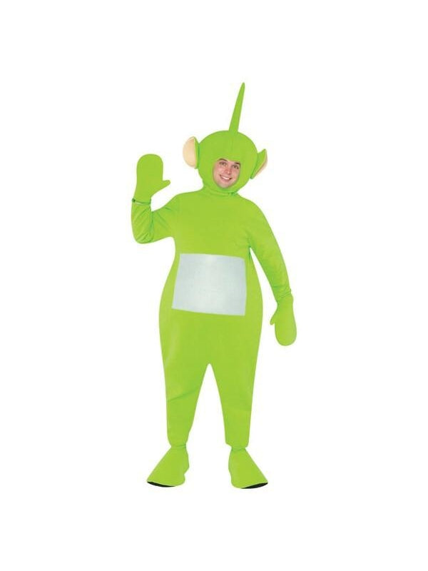Adult Dipsy Costume-COSTUMEISH