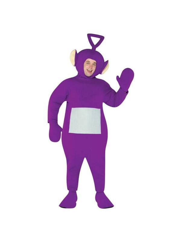 Adult Tinky Winky Costume-COSTUMEISH