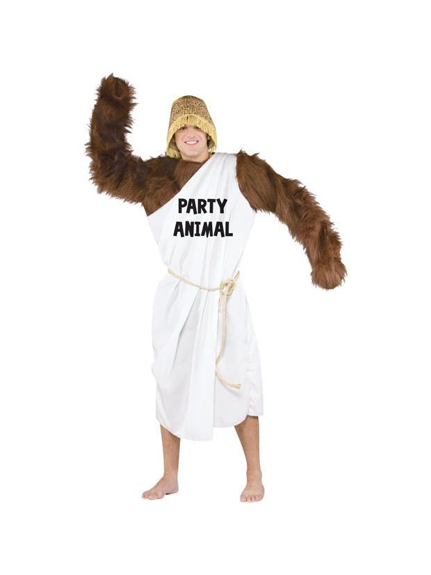Adult Party Animal Costume-COSTUMEISH
