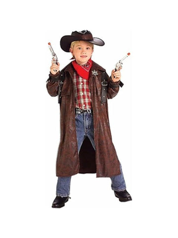 Childs Western Cowboy Costume-COSTUMEISH