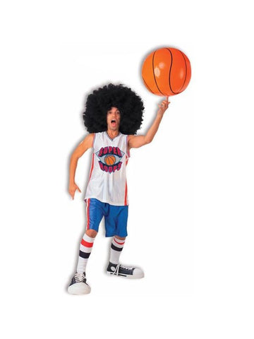 Adult 70s Basketball Player Costume-COSTUMEISH