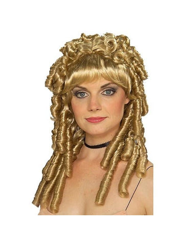 Adult Nellie Costume Wig-COSTUMEISH