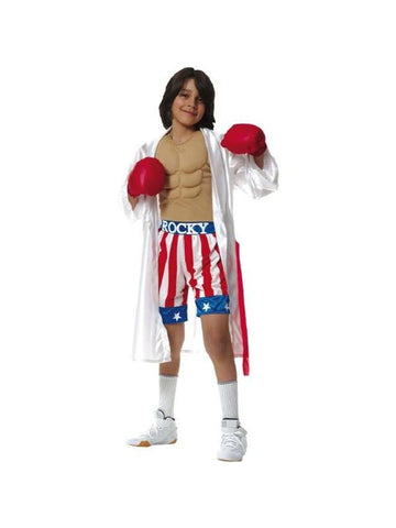 Child Rocky Costume-COSTUMEISH