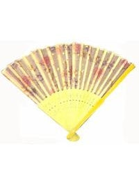 Bamboo Folding Fan-COSTUMEISH
