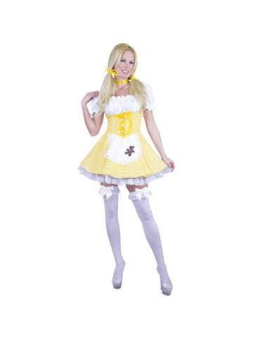 Teen Sexy Goldilocks Costume-COSTUMEISH