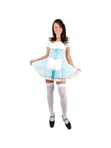 Teen Sexy Alice Costume-COSTUMEISH