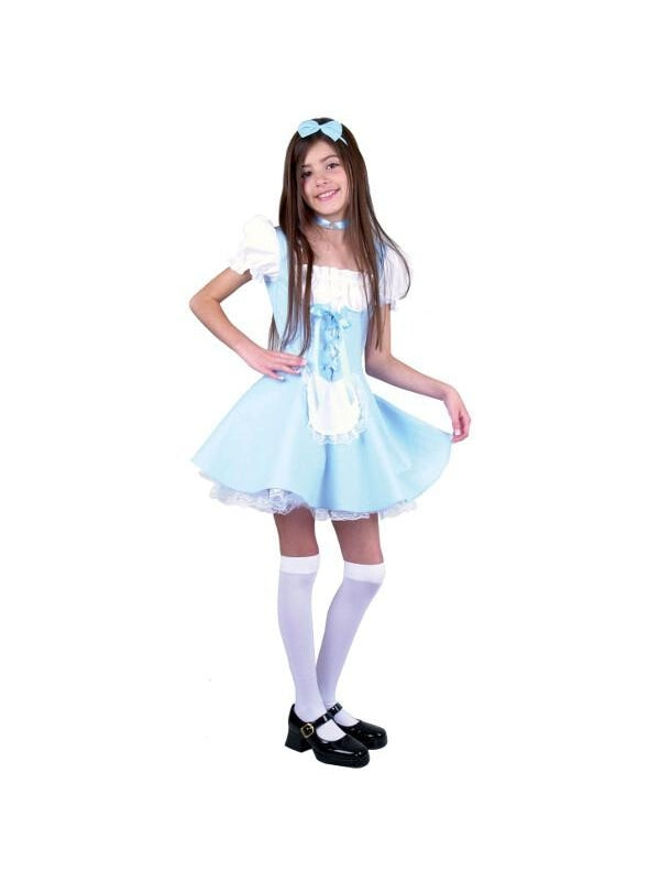 Preteen Alice Costume-COSTUMEISH