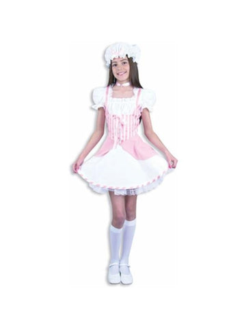 Child's Pink Little Bo Peep Costume