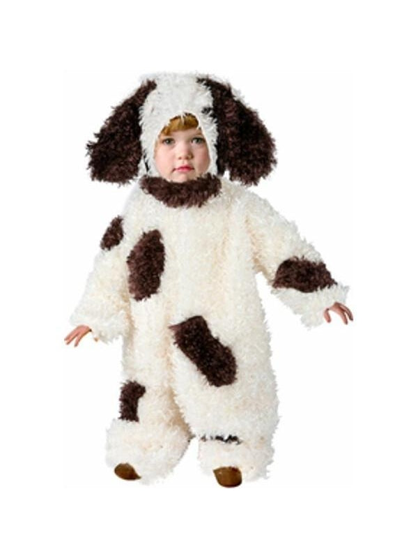 Baby Furry Puppy Dog Costume-COSTUMEISH