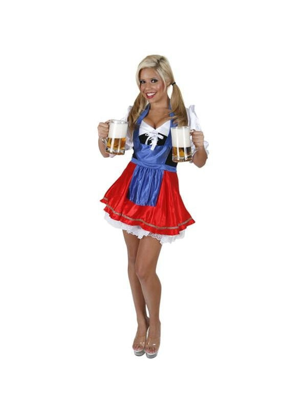 Adult St. Pauli Girl Costume-COSTUMEISH