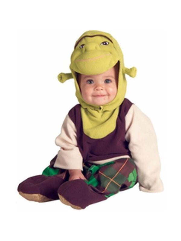Baby Shrek Costume-COSTUMEISH