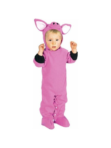 Baby Farm Animal Pig Costume