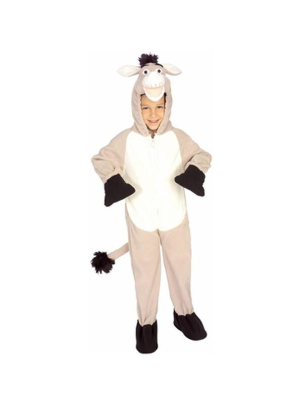 Toddler Donkey Shrek Costume-COSTUMEISH