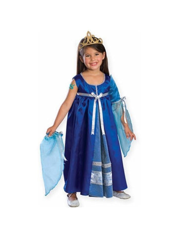 Childs Shrek Sleeping Beauty Princess Costume