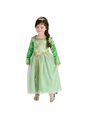 Child's Princess Fiona Costume Dress-COSTUMEISH