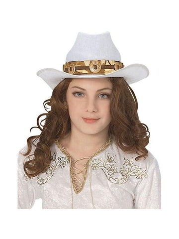Childs Country Western Diva Hat-COSTUMEISH