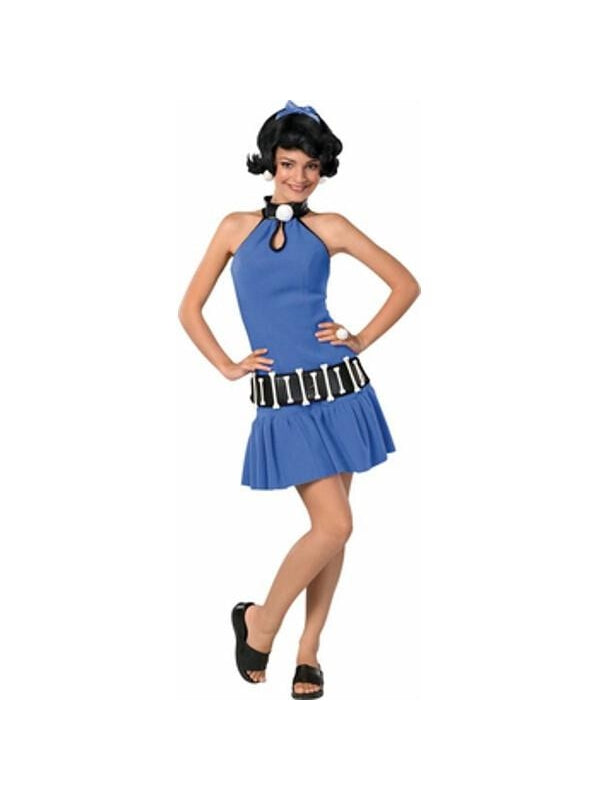 Teen Betty Rubble Costume-COSTUMEISH