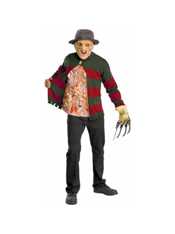 Adult Freddy Krueger Chest of Souls Costume-COSTUMEISH