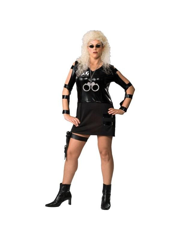 Adult Beth Dog the Bounty Hunter Costume-COSTUMEISH